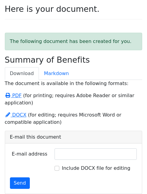 attaching pdf document to word